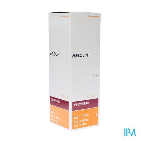Melolin 5x5cm (100)