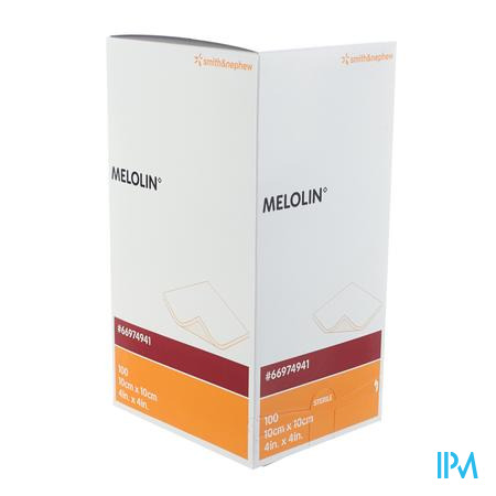 Melolin 10x10cm (100)