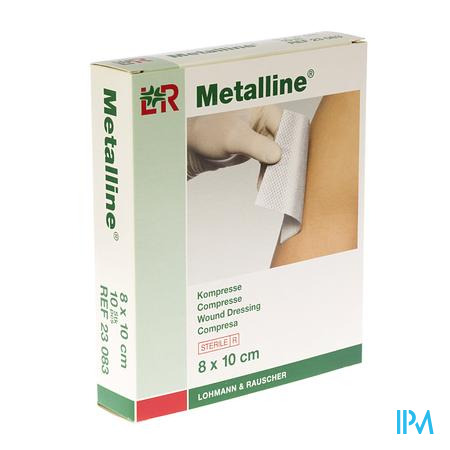 Metalline 8x10cm