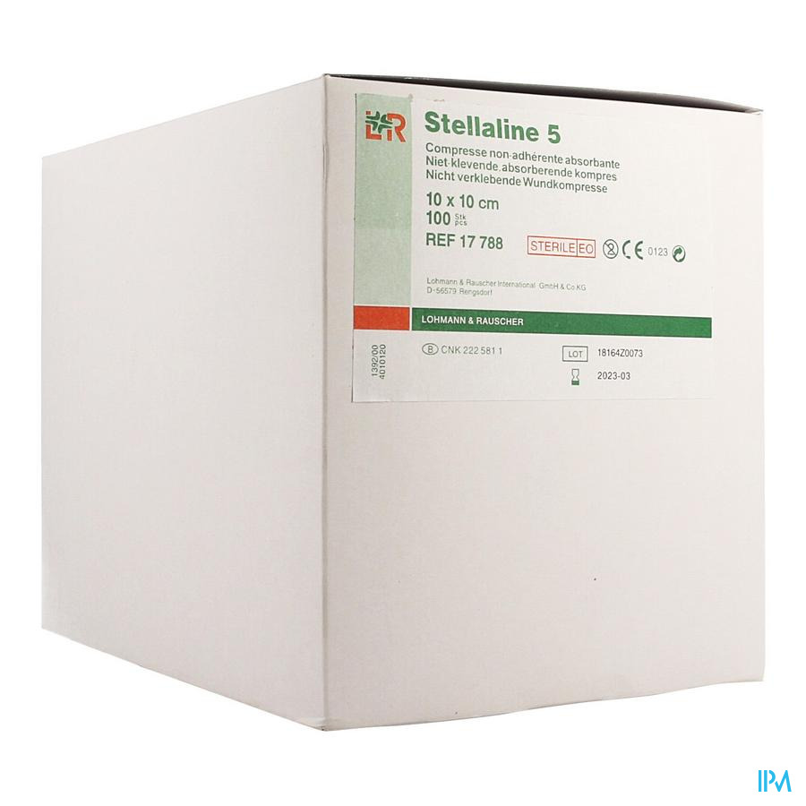 Stellaline 10x10cm (100)