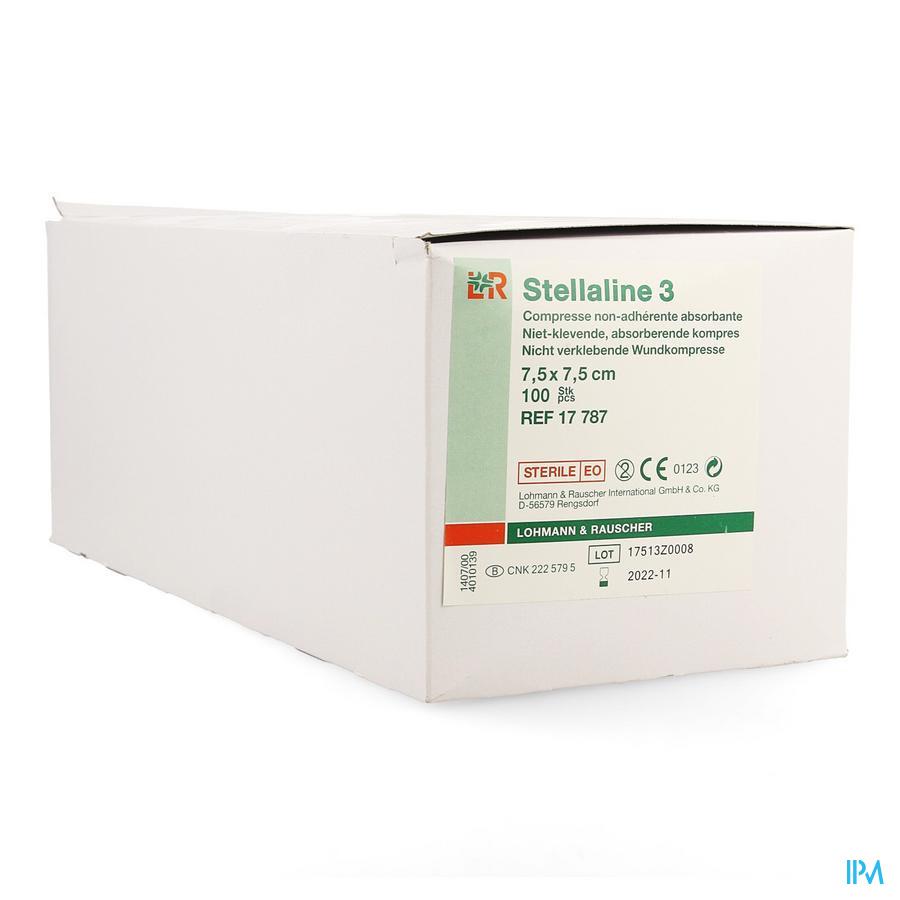 Stellaline 7,5x7,5cm (100)