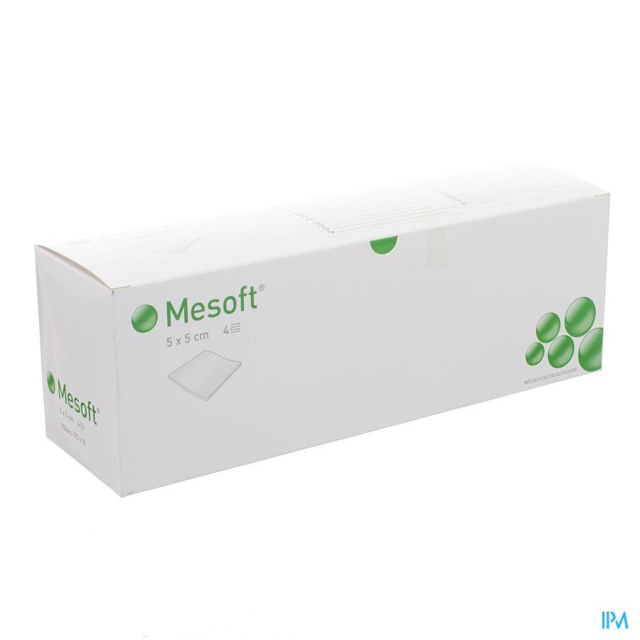 Mesoft (per 2 verpakt) 5x5cm