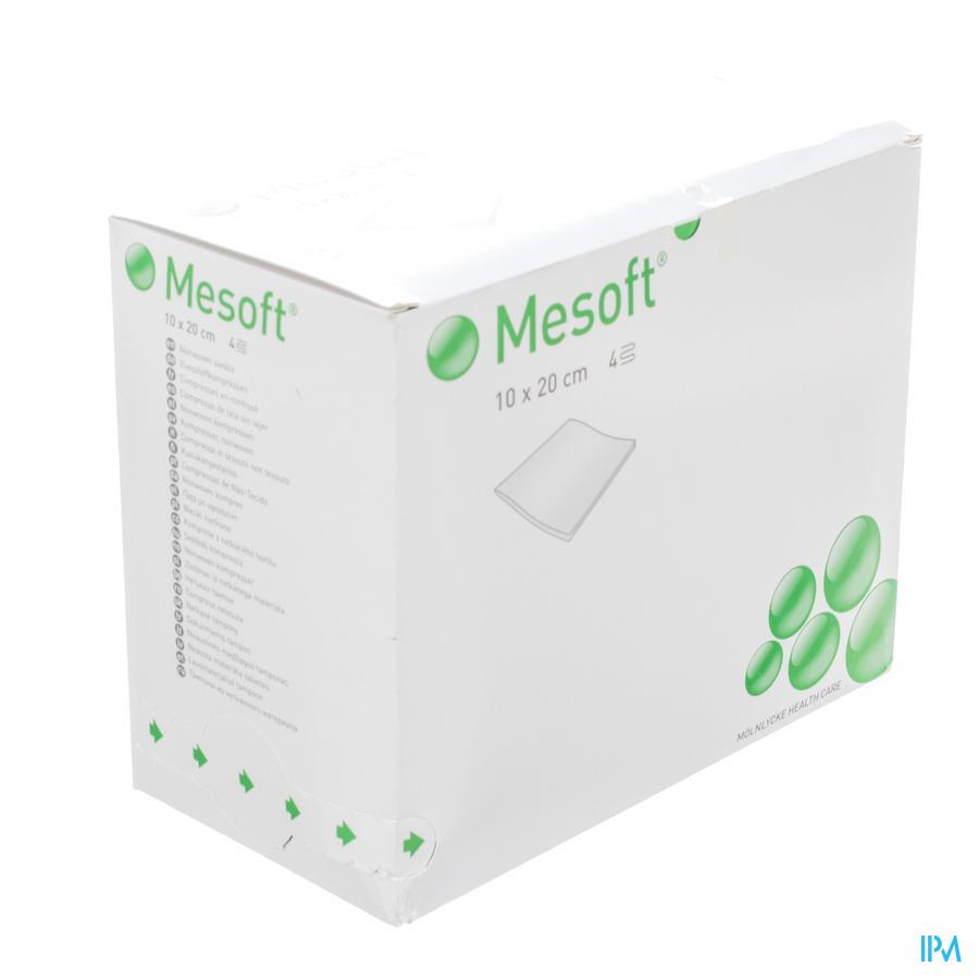 Mesoft (per 2 verpakt) 10x20cm