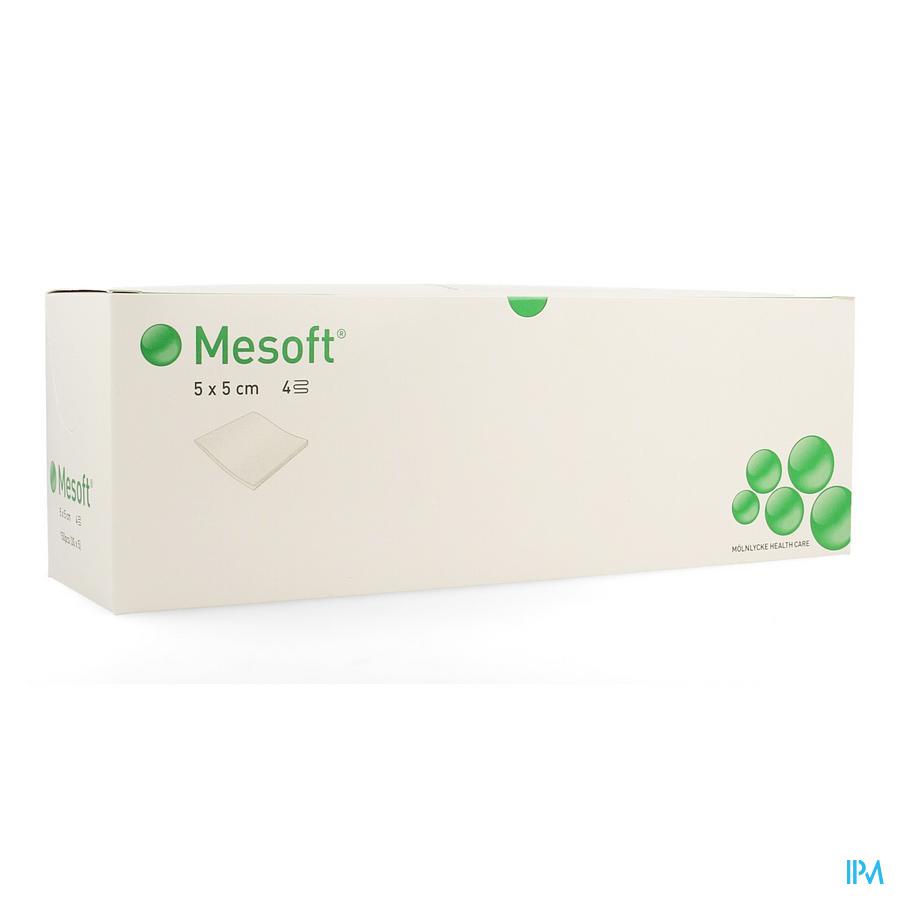 Mesoft (per 5 verpakt) 5x5cm