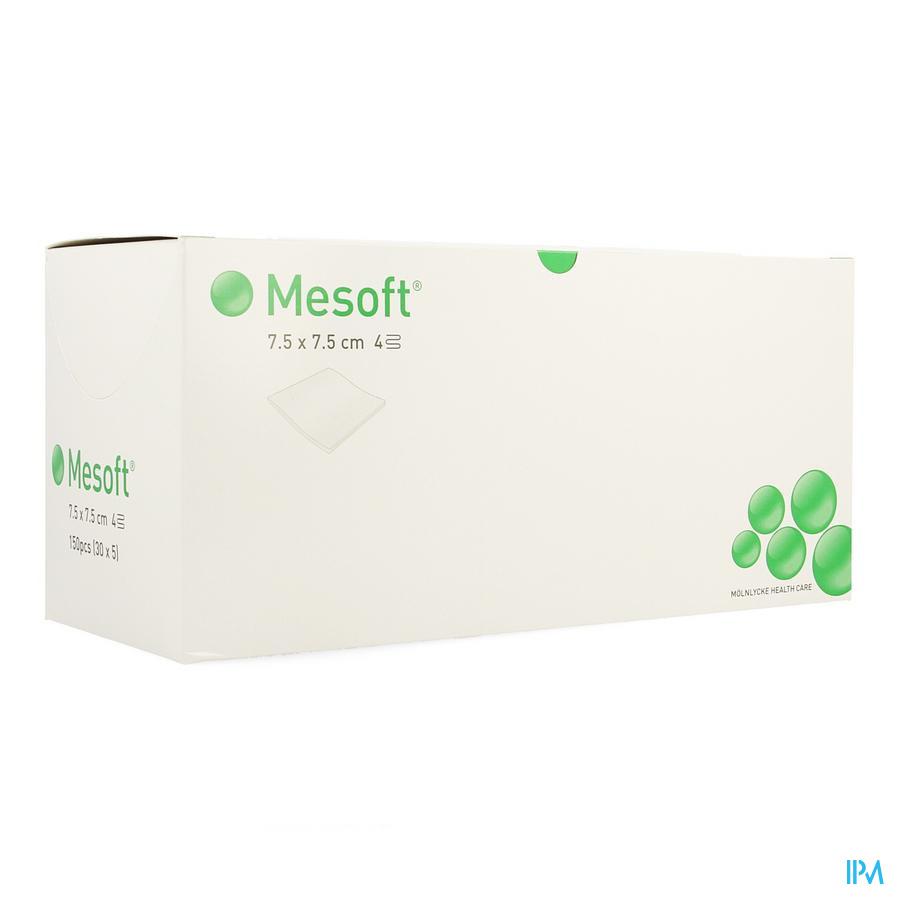Mesoft (per 5 verpakt) 7,5x7,5cm