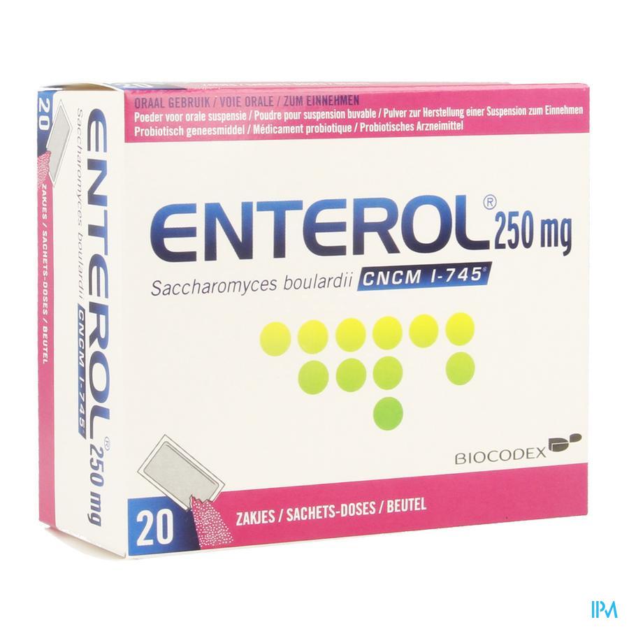 Enterol / 20 zakjes