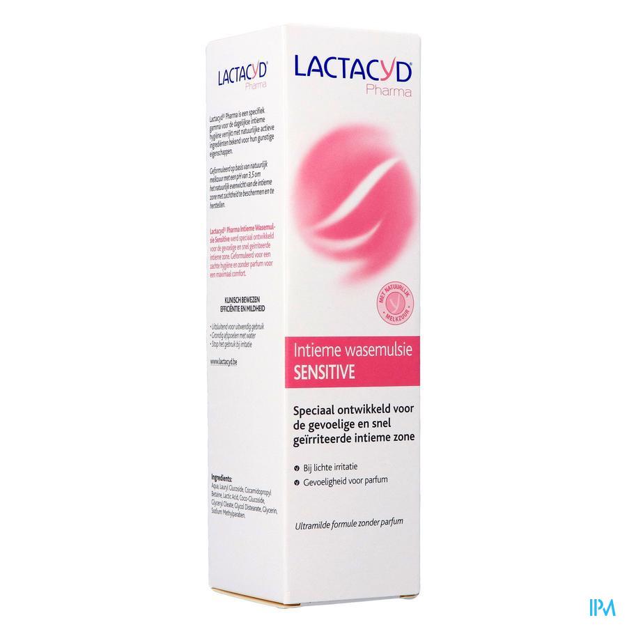 Lactacyd Pharma Intieme Wasemulsie Sensitive