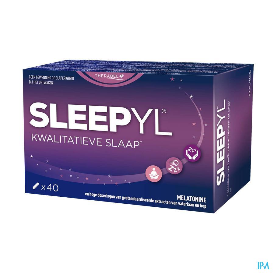 Sleepyl (40 capsules)