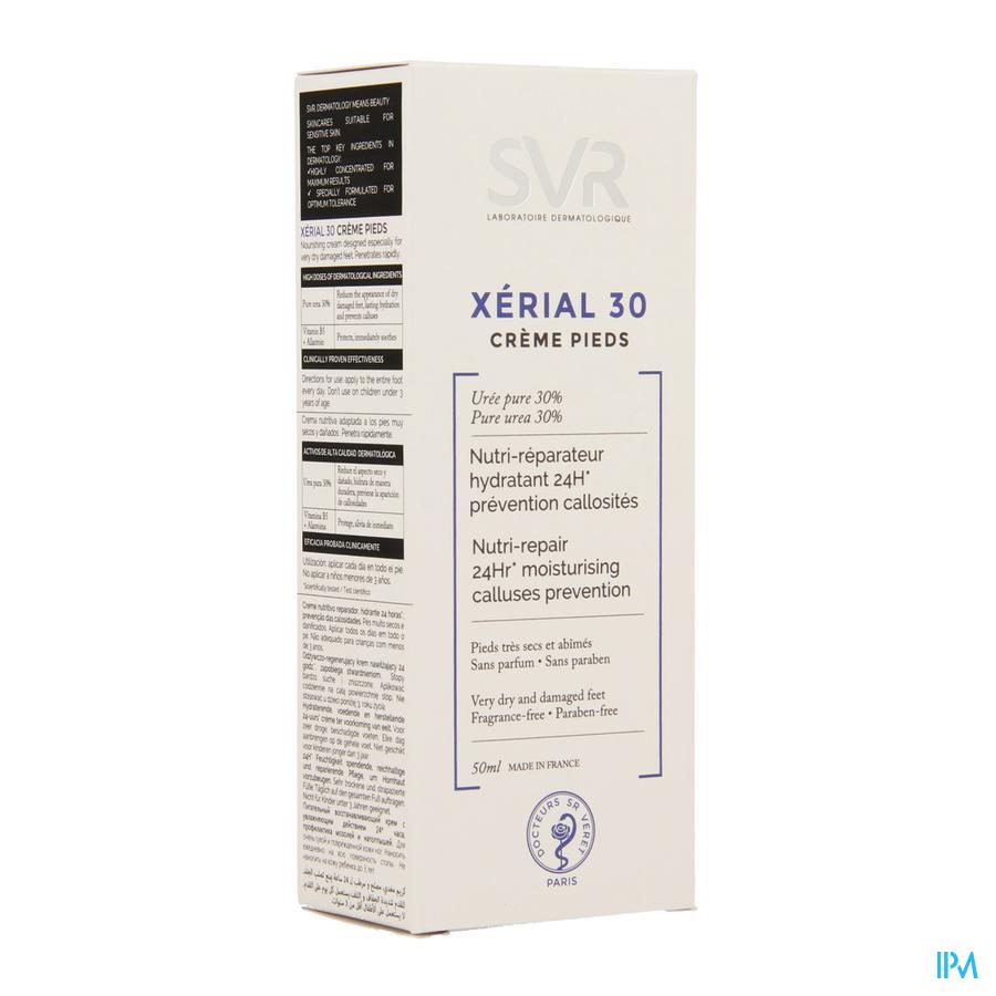 Xerial Voetcrème Tube 50 ml