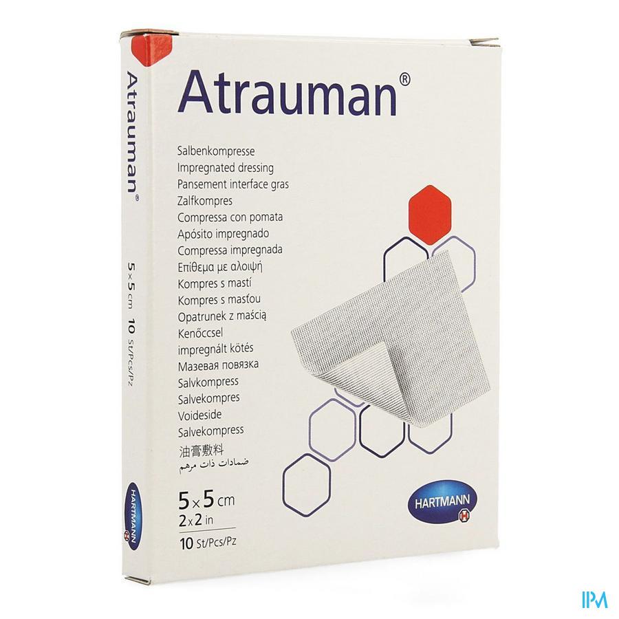 Atrauman / 5x5 / 10 stuks