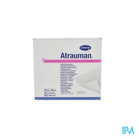 Atrauman / 7,5x10cm / 10 stuks