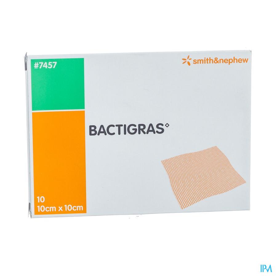 Bactigras vetverband 10x10cm