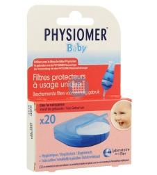 Physiomer Baby Filters (20 stuks)