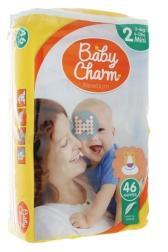 Baby Charm Mini (3-6kg) 46 stuks