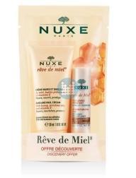 Nuxe Reve de Miel hydraterende lipstick + hand- en nagelcreme