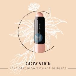 Glow stick 02 Peach & Gold