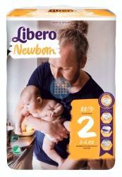 Libero Luiers Newborn 2 3-6 kg (88 stuks)