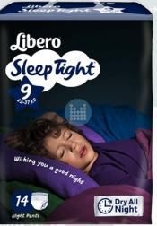 Libero Luiers Sleep tight 9 22-37 kg (10 stuks)