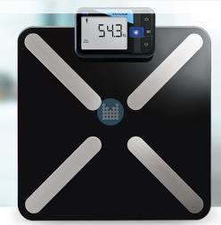 Personenweegschaal Veroval (gewicht - lichaamsvet- spierpercentage)