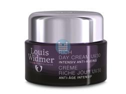 Louis Widmer  Dagcreme Rijk UV30 (met parfum)