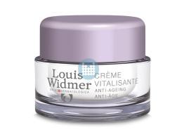 Louis Widmer  Nacht Crème Vitalisante / zonder parfum (50ml)