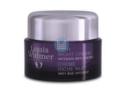 Louis Widmer  Nachtcreme Rijk zonder parfum (50ml)