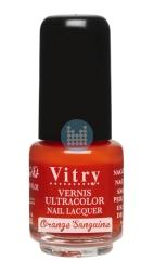 Vitry nagellak Orange Sanguine (4ml)