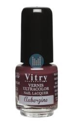 Vitry nagellak Aubergine (4ml)