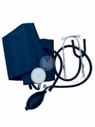 Bloeddrukmeter manueel + stethoscoop