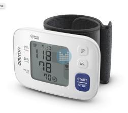 Omron RS4 polsbloeddrukmeter