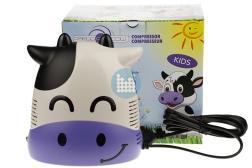 Aerosol voor kinderen koe